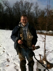 Name:  Dave in the snow!.jpg Views: 244 Size:  33.8 KB