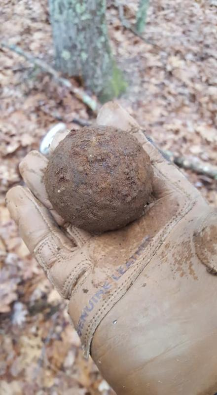 Name:  Jan4th cannon ball dug.jpg