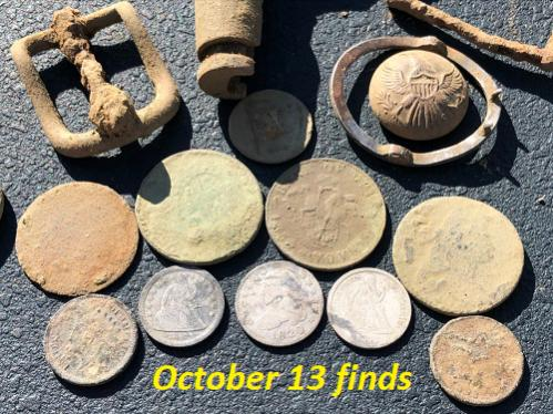 Name:  Field finds mid Oct.jpg